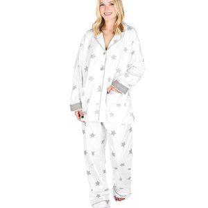 P.J. Salvage Starry Eyed Pajama Top Sz 3X